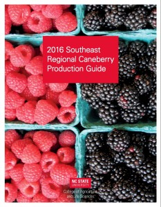 2016 caneberry production guide cover copy