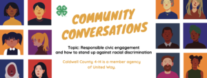 Community Conversations Graphic