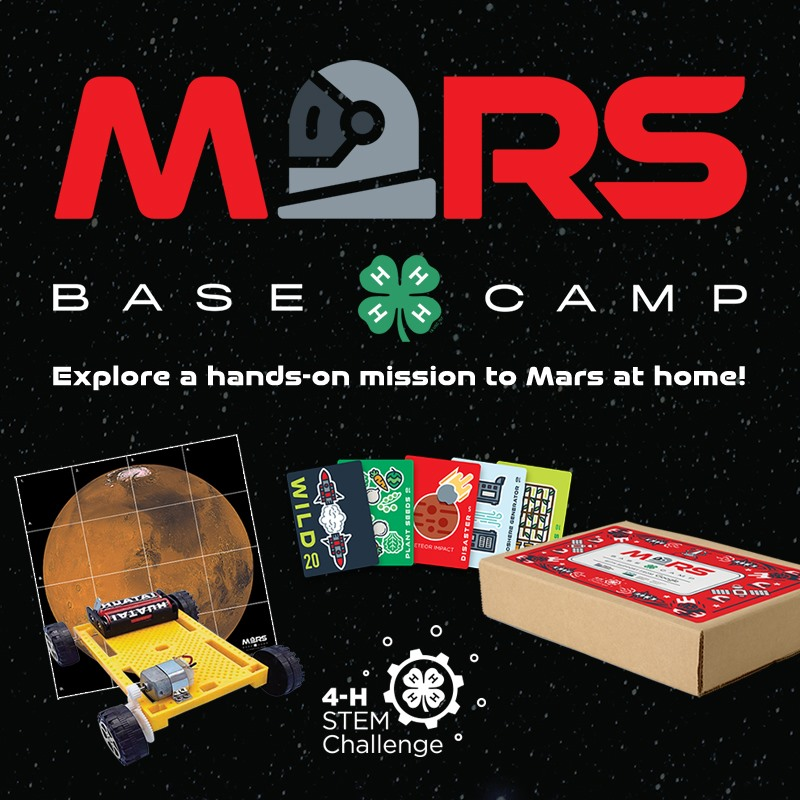 Mars Base Camp kit graphic