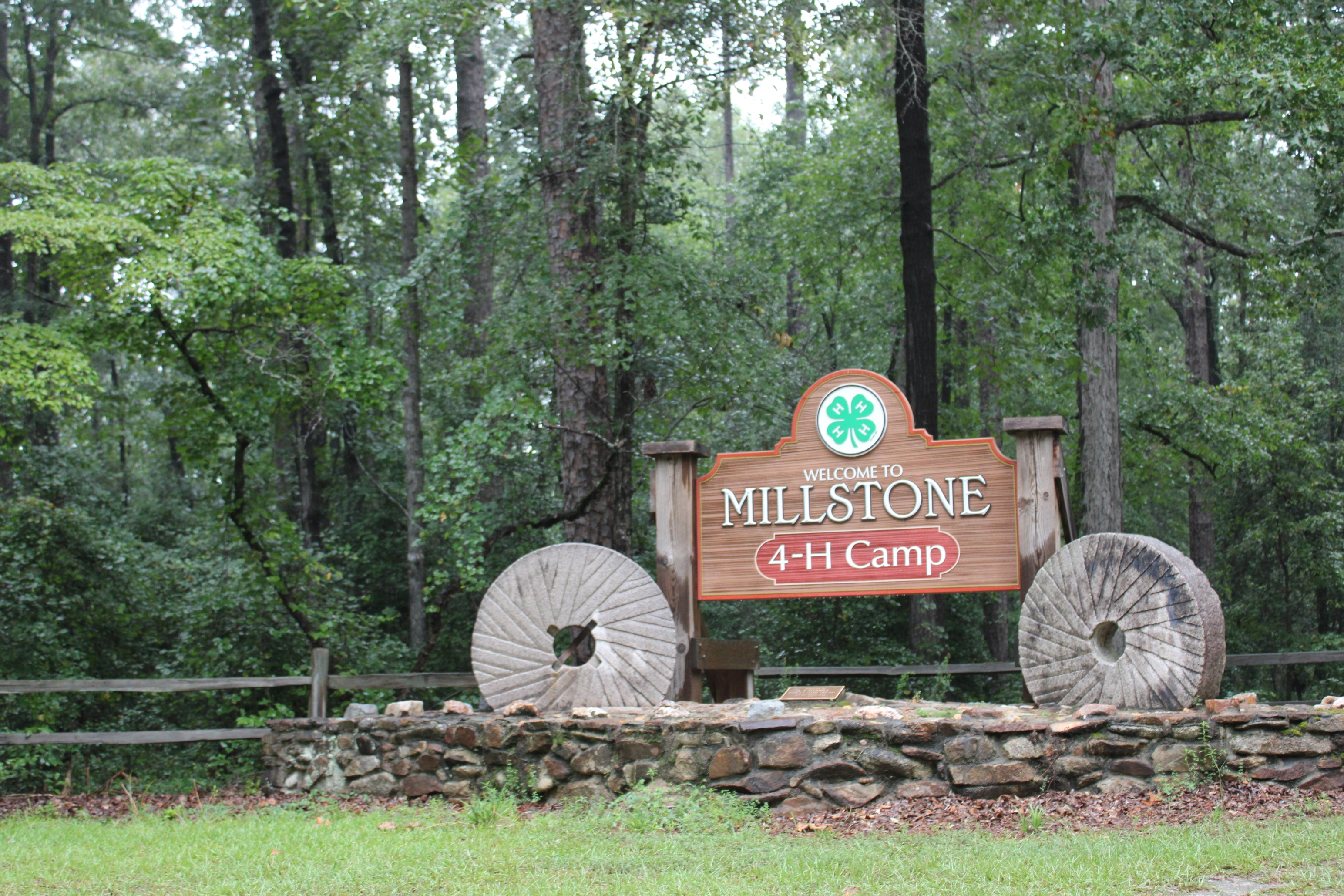 North Carolina has three 4-H camping centers, where youth learn about a variety of outdoor topics. Youth do not have to be a 4-H club member to attend camp.