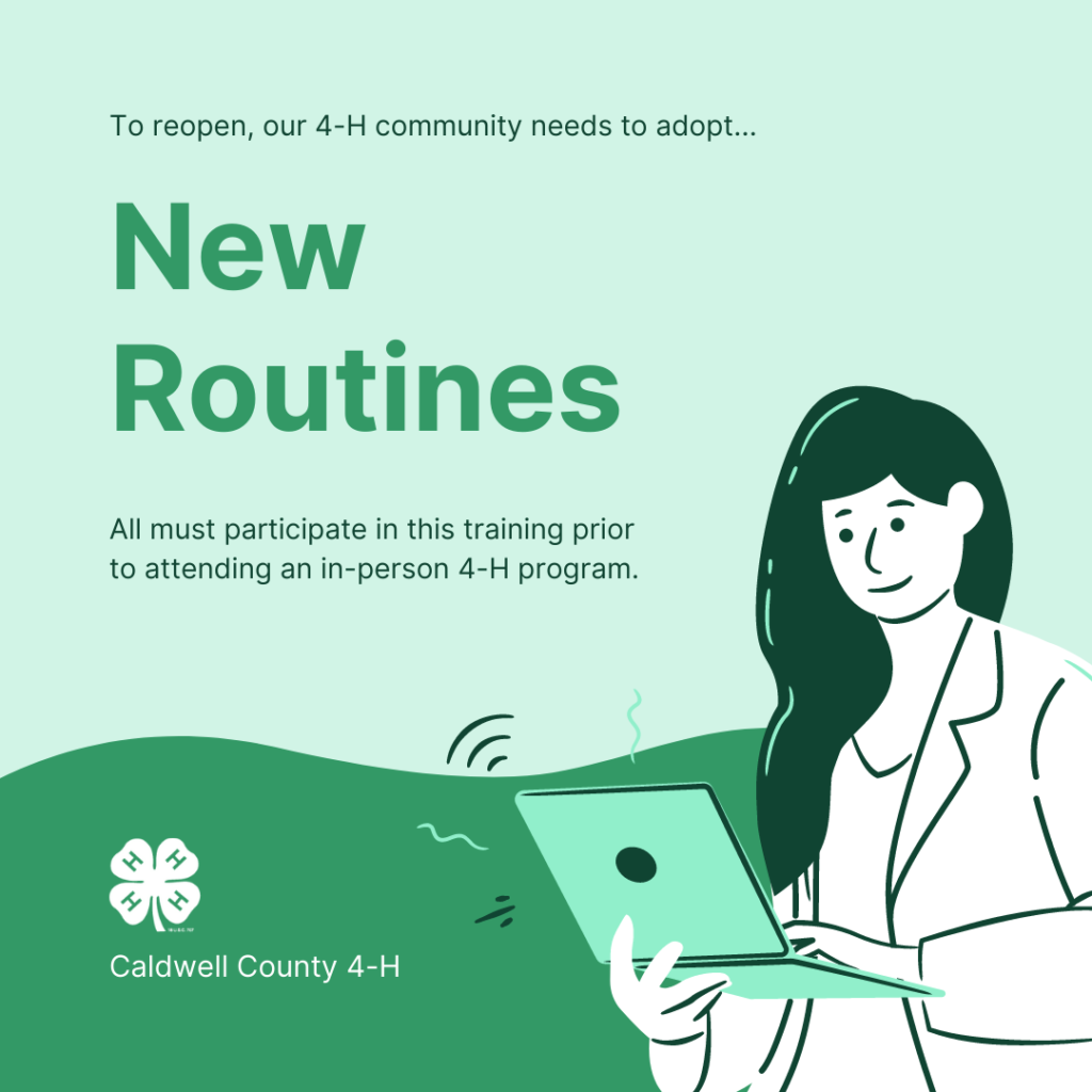 New Routines Training