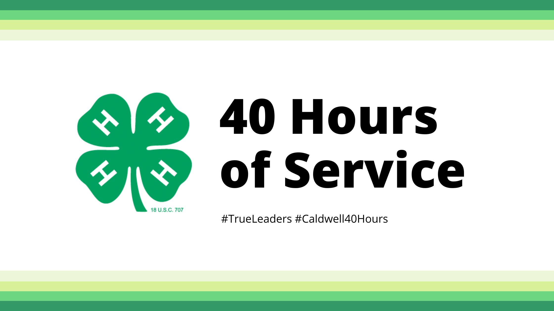 40 Hours of Service