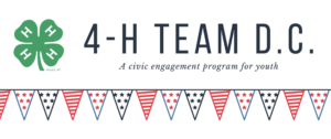4-H Team D.C. - a civic engagement program for youth