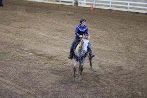 youth on horseback