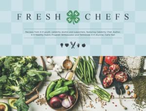 Fresh Chefs cookbook